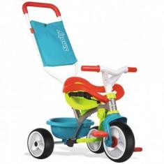 Tricicleta Pentru Copii Smoby Be Move Comfort - Blue