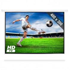 FrontStage Ecran de proiecție electric HDTV 400x300 cm