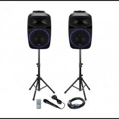 PKG12A SET-Boxe Active-Ibiza Sound