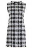 Cumpara ieftin Rochie Alexander McQueen, Alexander mcqueen check tweed mini dress 585979 QEAAR 4033 Multicolor