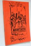 Meditatii pentru Saptamana Mare - Pr. Eugen Popa 1993