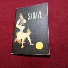 TRAISTA CU POVESTI - SNOAVE