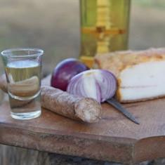 Palinca traditionala din prune 65 grade