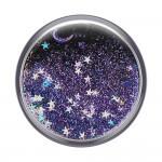 Suport universal PopGrip Tidepool Galaxy Purple, accesoriu de telefon original PopSockets