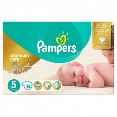 Scutece Premium Care Mega Box 5 Junior 11-18kg Pampers 88 buc