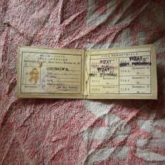 legitimatie de servici comunista la iprs baneasa x7