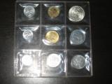 Set monetarie San Marino 1978, contine moneda de argint, stare foarte buna, Europa