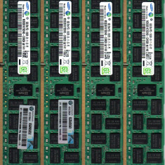 4x Samsung M393B1K70DH0-CH909 memory module 8 GB DDR3 1333 MHz ECC