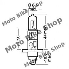 MBS Bec far H1 12V55W P14,5S, Cod Produs: MBS645