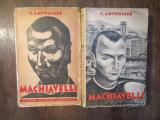 MACHIAVELLI- C. ANTONIADE 2 VOLUME