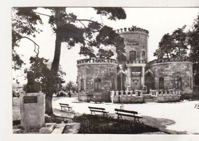 bnk cp Campina - Muzeul memorial BP Hasdeu - circulata foto