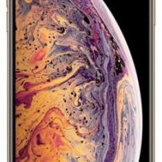 Telefon Mobil Apple iPhone XS Max, OLED Super Retina HD 6.5inch, 256GB Flash, Dual 12MP, Wi-Fi, 4G, Dual SIM, iOS (Gold)