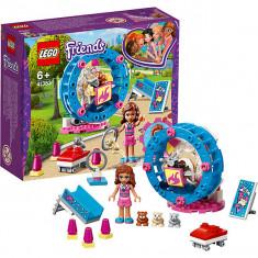 Lego Friends – Terenul de joaca al hamsterului Oliviei (41383)