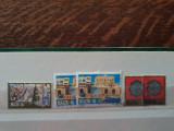 Europa de Sud - 44 timbre stampilate deparaiate