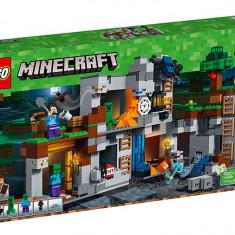 LEGO Minecraft - Aventurile din Bedrock 21147