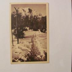 "CY - Ilustrata MASIVUL BUCEGI ""Muntii Costila"" necirculata retrogravura"