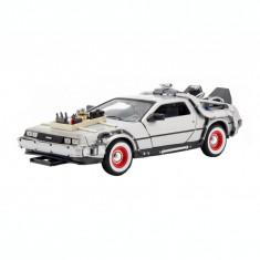Macheta auto Back to the Future III DeLorean LK ´81 1/24 , Metalica