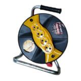 Cumpara ieftin Prelungitor rola Bul-Max, 50 m, 3 x 2.5 mm, 4 prize, maner transport