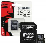 Kingston Micro SD, 16GB, Class 4