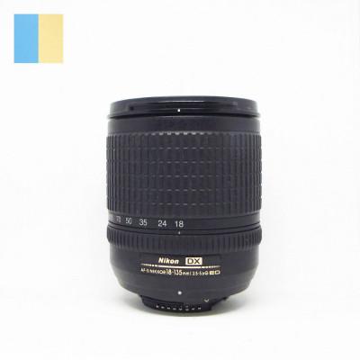 Obiectiv Nikon AF-S DX Nikkor 18-135mm f/3.5-5.6 G ED foto
