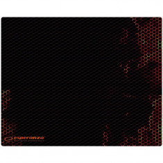 Mouse Pad Gaming, 44 x 35 cm, Rosu