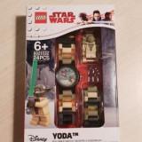 Ceas LEGO Yoda - Star Wars Disney