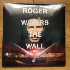 ROGER WATERS ( PINK FLOYD ) - THE WALL (3LP, 3 VINILURI, 2015, COLUMBIA,EU)