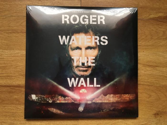 ROGER WATERS ( PINK FLOYD ) - THE WALL (3LP, 3 VINILURI, 2015, COLUMBIA,EU)