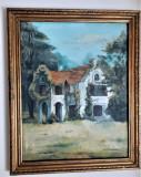 Picturi vechi in ulei