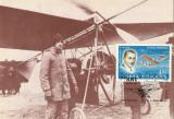 Romania, 70 ani miting Vlaicu, la Blaj, carte postala ilustrata