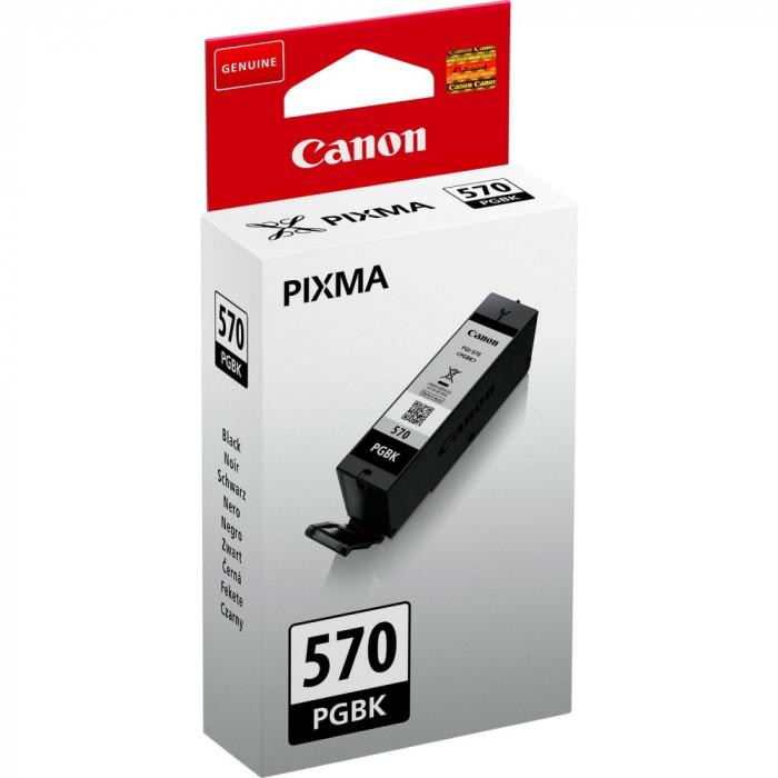 Cartus cerneala Canon PGI-570 PGBK, black - 500 pagini