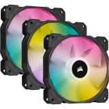Ventilator pentru carcasa Corsair iCUE SP120 RGB ELITE Performance 120mm Triple Fan Kit