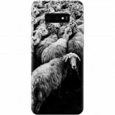 Husa silicon pentru Samsung Galaxy S10 Lite, Sheep