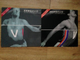 VANGELIS - TO THE UNKNOWN MAN VOL.I+II (2LP,2 viniluri,1982,RCA,UK) vinil vinyl
