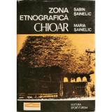 Zona etnografica Chioar - Sabin Sainelic, Maria Sainelic
