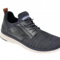 Pantofi sport SALAMANDER bleumarin, 60401, din material textil