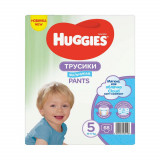 Scutece Huggies Pants Box Boys, Nr 5, 12 - 17 Kg, 68 buc