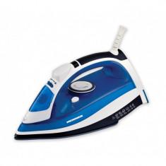 Fier de calcat Heinner Azuritte, 2400 W, talpa ceramica, oprire automata, anti-picurare, indicator LED, Albastru