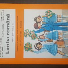 LIMBA ROMANA - Manual pentru clasa a II-a -Vocabular Roman-Maghiar