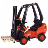 Cumpara ieftin Stivuitor cu pedale Big Linde Forklift