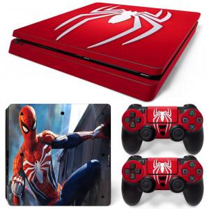 Skin / Sticker SPIDERMAN Playstation 4 PS4 SLIM / PRO