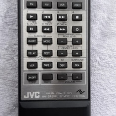 TELECOMANDA  JVC RM-SR507U PENTRU  RX 506V/RX-507V
