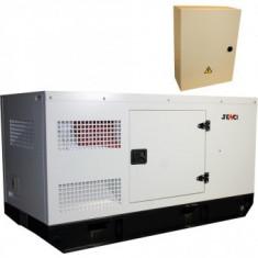 Generator Senci SCDE 19YS-ATS, Putere max. 19 kVA, 400V, AVR, motor Diesel