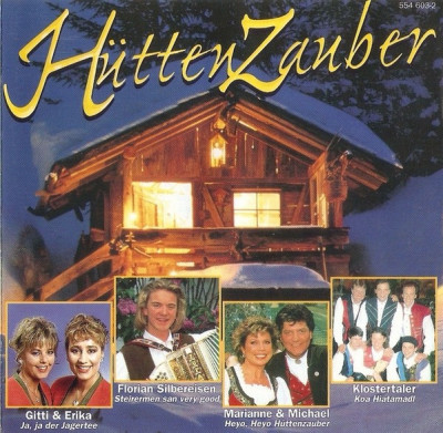 CD HüttenZauber, original foto
