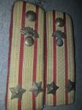 epoleti militari-nasturi/insemne arma,grade militare ofiter Superior Infanterie