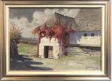 Peisaj rural I.Dobosariu BDI/301, Peisaje, Ulei, Realism