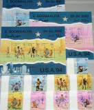 SOMALIA 1994 - FOTBAL - WCUP 1994, Nestampilat
