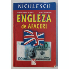 ENGLEZA DE AFACERI - SARAH LEWIS SCHATZ