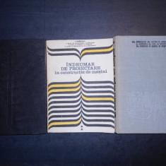 IOAN DRAGHICI - INDRUMAR DE PROIECTARE IN CONSTRUCTIA DE MASINI  3 volume