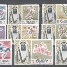Fujeira 1964 Olympic Games, Tokyo, MNH S.383
